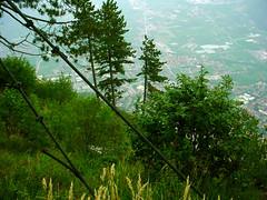 Vierzehnhundert Meter über Riva